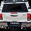 Thumbnail: Mid Range Toyota Hilux Revo DC Canopy + Load Bars - GZ Aluminium Canopie