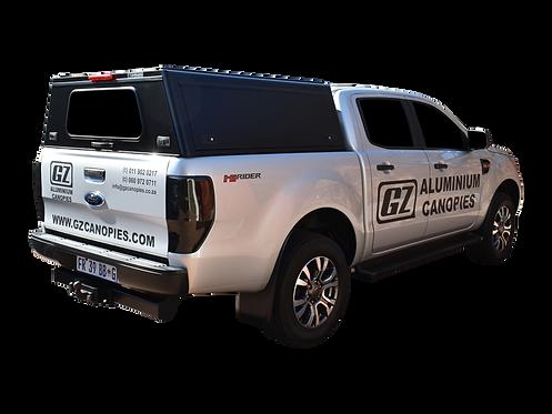 COMBO Pro Series Ultimate Edition Canopy + Loadslider - GZ Aluminium Canopies