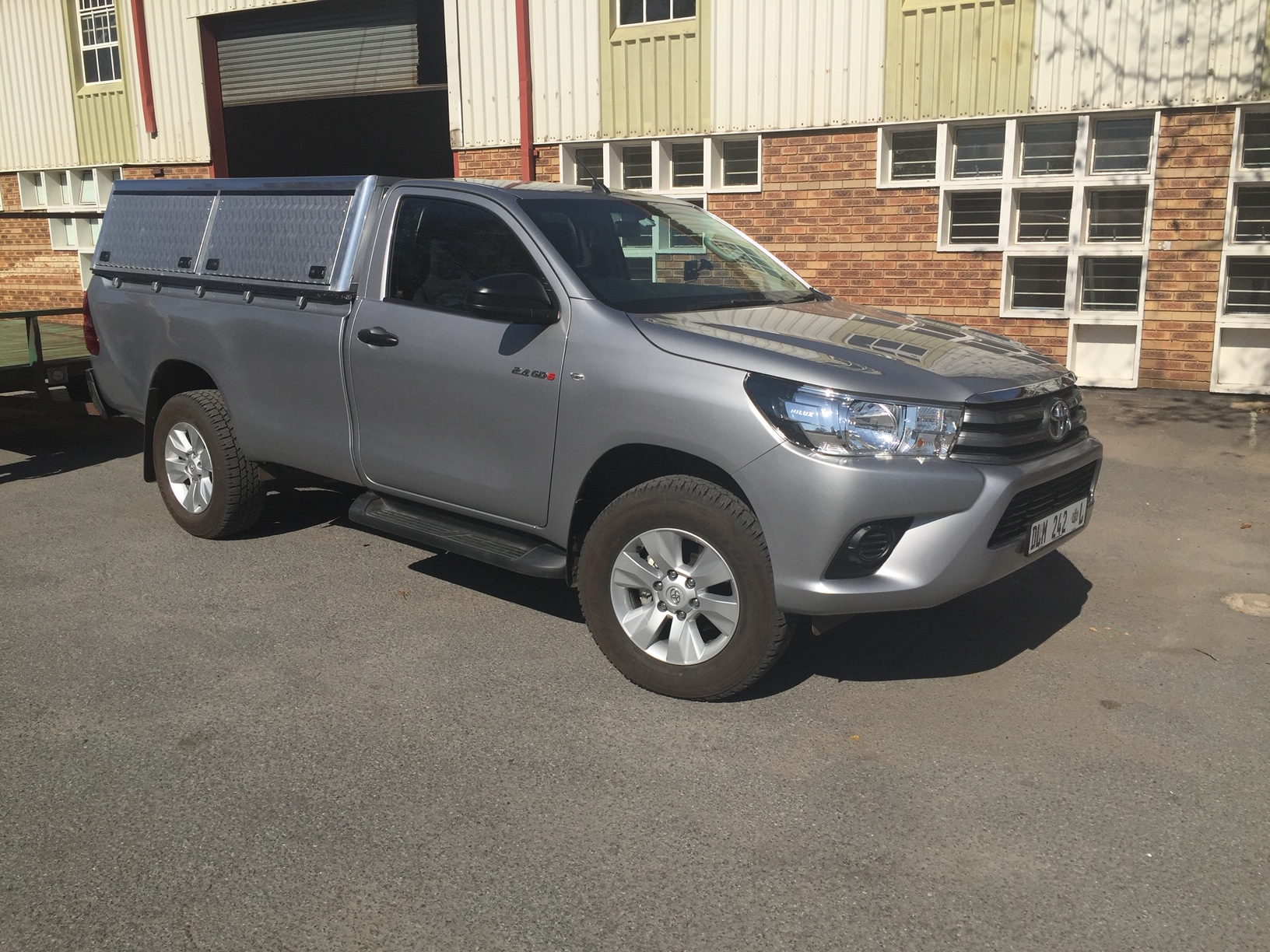 Toyota Hilux Single Cab
