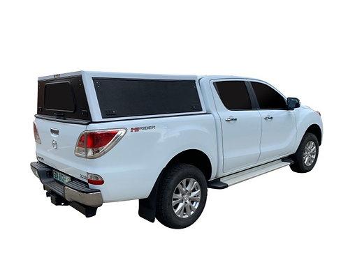 Mid Range Mazda BT-50 Double Cab Canopy - GZ Aluminium Canopies