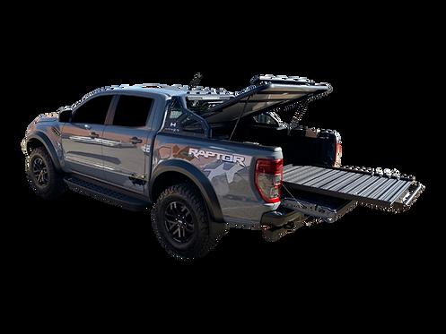 Ranger Raptor Double Cab Loadslider - GZ Aluminium Canopies