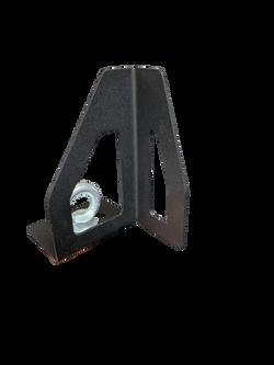 loadslider corner bracket rear view