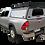 Thumbnail: Mid Range Toyota Hilux Revo DC Canopy + Slat Rack - GZ Aluminium Canopie