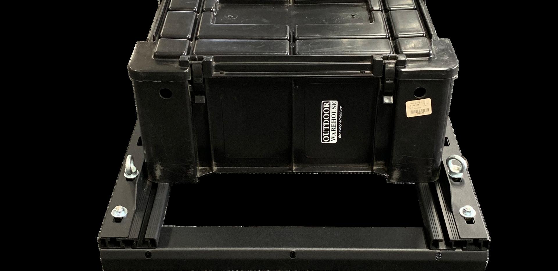 GZ Aluminium Canopies Ammo Box Holder 3