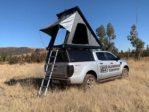 42kg Ultra Lightweight Carbon Fibre Rooftop Tent - GZ Aluminium Canopies