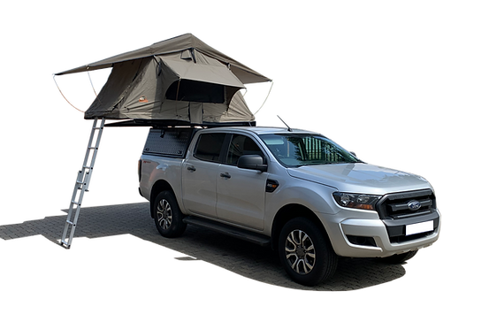 Two Person Leightweight Rooftop Tent - GZ Aluminium Canopies