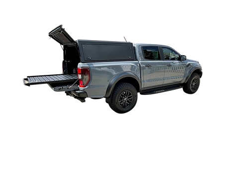 COMBO Pro Series Ultimate Edition Canopy + Loadslider - GZ Aluminium Can