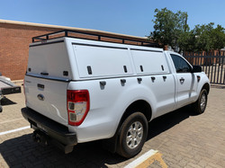 Single cab Ford Ranger Mid Range