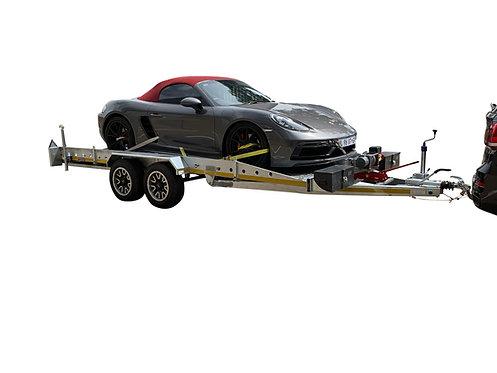 Double Axle Car Transporter Trailer 2700kg GVM - Ground Zero Trailers
