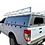 Thumbnail: Entry Level Single Cab Canopy With Roof Rack - GZ Aluminium Canopies