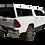 Thumbnail: Mid Range Toyota Hilux Revo DC Canopy + Sie Windows - GZ Aluminium Canop