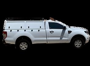 Ford Ranger Single Cab Ground Zero Canop