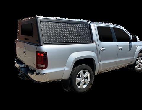 Mid Range VW Amarok Double Cab Canopy - GZ Aluminium Canopies