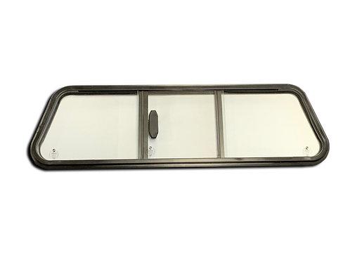 Front Sliding Window - GZ Aluminium Canopies