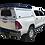 Thumbnail: Pro Series Toyota Hilux Revo DC Canopy + Slat Rack - GZ Aluminium Canopies