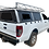 Thumbnail: Entry Level Single Cab Canopy With Rack & Side Windows - GZ Aluminium Canopies