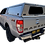 Thumbnail: Entry Level Ford Ranger Double Cab Canopy - GZ Aluminium Canopies