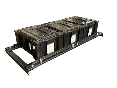 Ammo Box Holder - GZ Aluminium Canopies