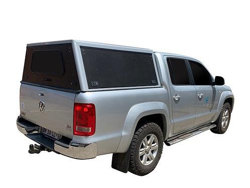 Mid Range VW Amarok Double Cab Canopy - GZ Aluminium Canopie