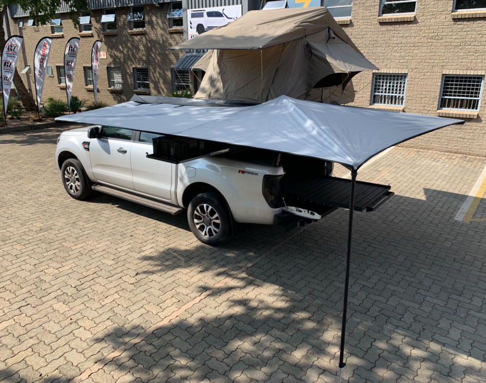 GZ Canopies 270 Degree Awning