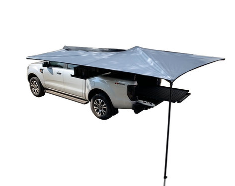 270 Degree Awning - GZ Aluminium Canopies