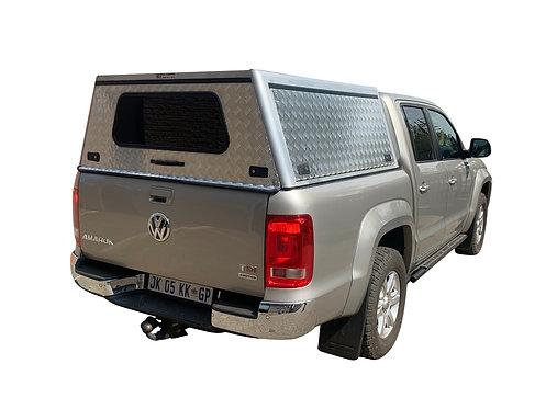 Entry Level VW Amarok Double Cab Canopy - GZ Aluminium Canopies
