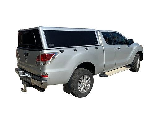 Mid Range Mazda Bt-50 Super Cab Canopy - GZ Aluminium Canopies