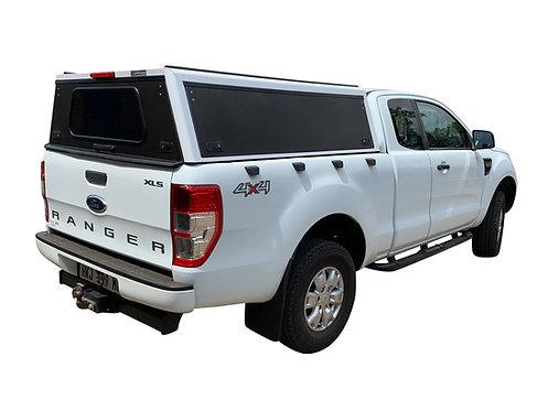 Pro Series Ford Ranger Super Cab Canopy  - GZ Aluminium Canopi