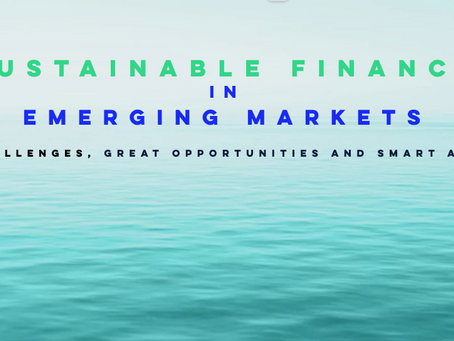 Sustainable Finance in Emerging Markets