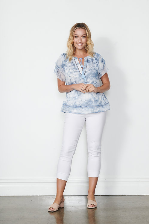 Blouse - Double Layer Sleeve