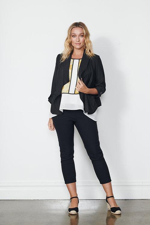 Jacket - Back Feature - Black