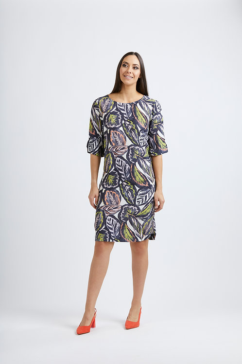 All About Sleeve Shift Dress