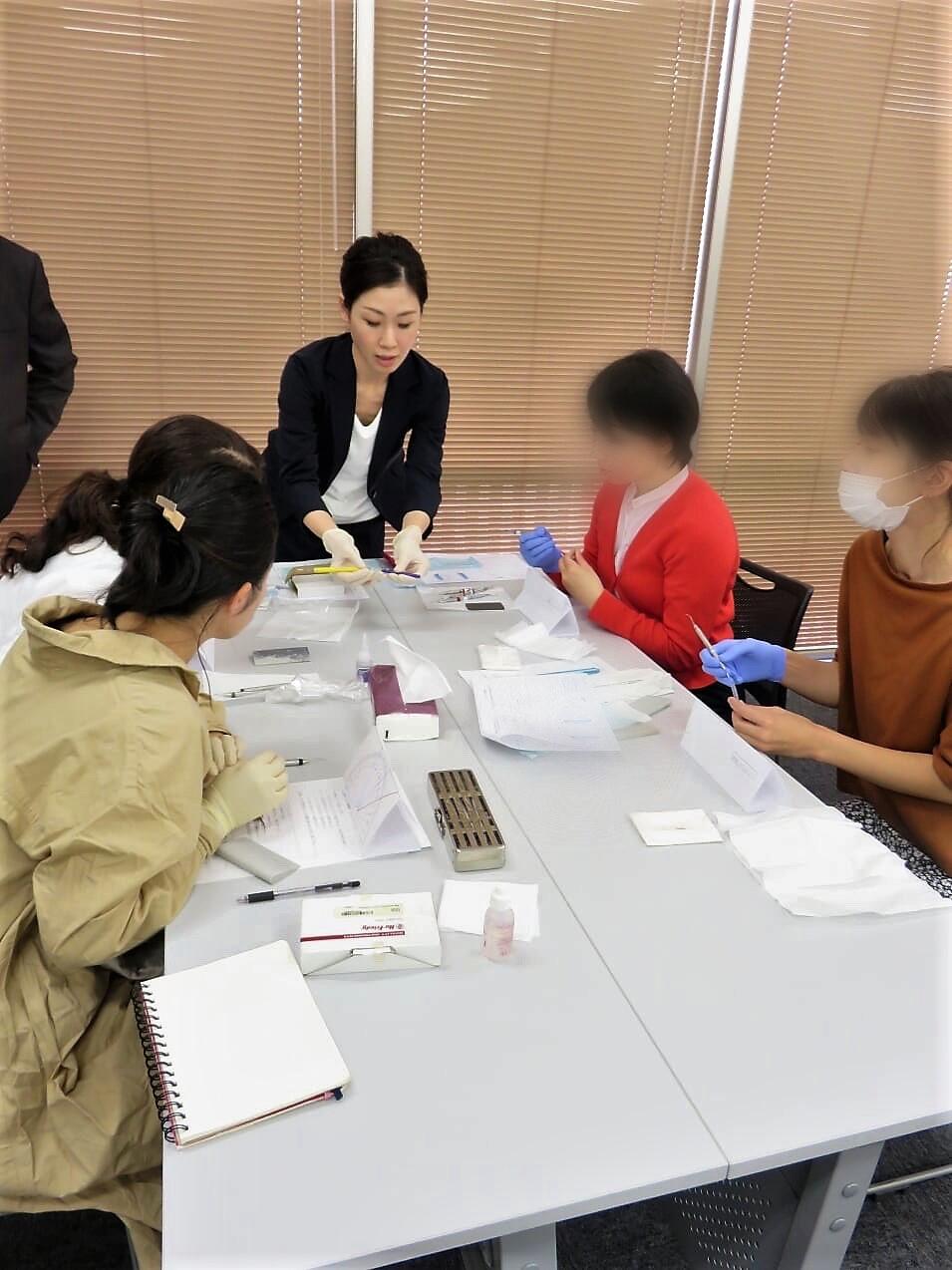 14、愛媛県保険医協会主催DHセミナー(2018年8月・2019年10月)