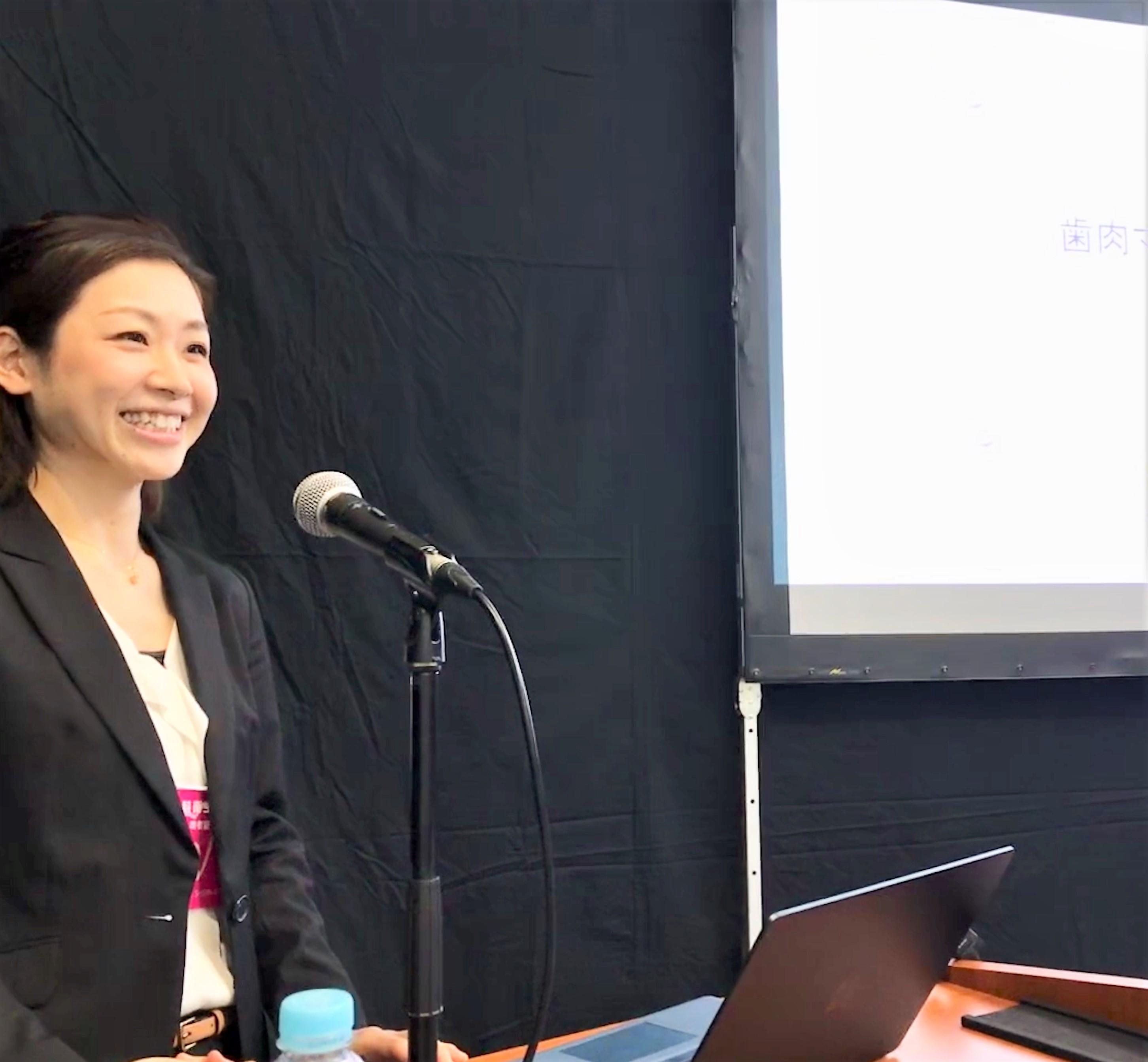 20、近畿デンタルショー企画講演:ウエルテック株式会社(2019年4月)