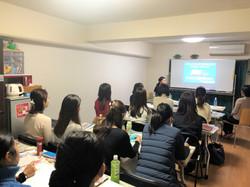 17、第3回 DH-bloss勉強会『正しい口腔ケアについて』(2018年12月