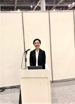 26、東京デンタルショー企画講演:ウエルテック株式会社(2019年11月)