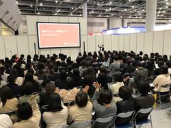 25、東京デンタルショーは規模が大きくて緊張しました!