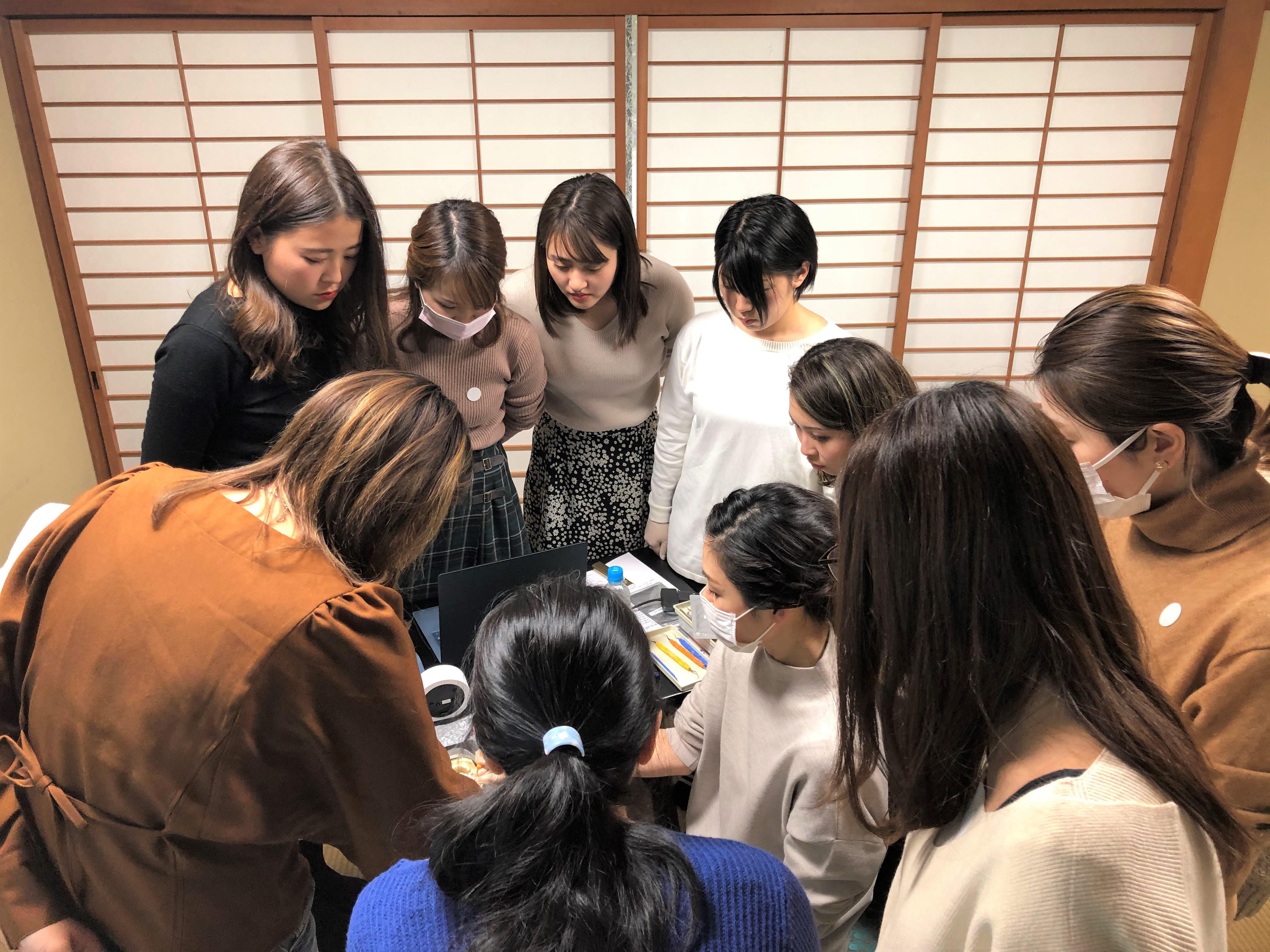 34、京都の三木半旅館でSRPセミナーを行いました