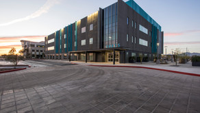 New Outpatient ASC Building Nearing Completion