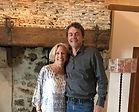 Petit Clos France Hank and Cindy Petterson