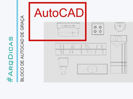 Blocos de AutoCAD