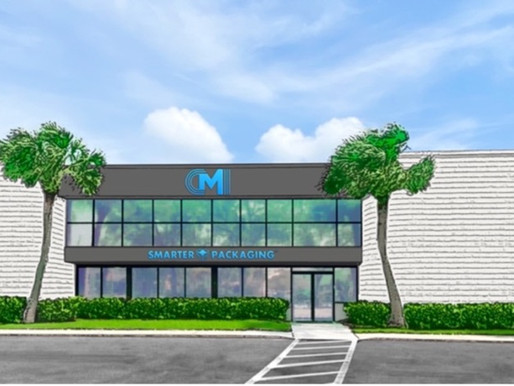 CMI Pack Main Office has moved to a bigger location in St. Petersburg, Florida to better serve our