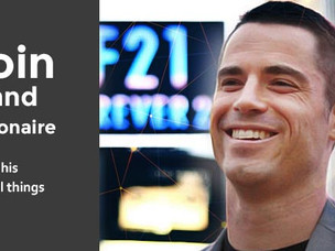 Bitcoin Hall Of Fame #3 - Roger Ver, The Champion