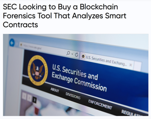 Regulators to use blockchain technology and cryptocurrencies to 'embed supervision'