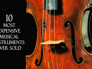 A $6m Stradivarius meets Decentralised Commercial Law