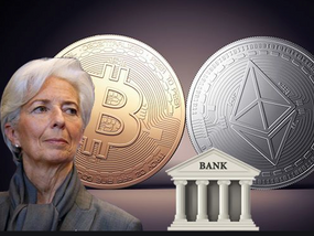 Christine Lagarde, Bitcoin and the ECB