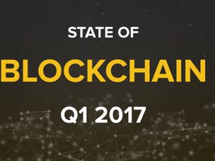 State of the Blockchain - 2017