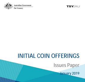 Blockchain Assets Pty Ltd—Submission to Australian Treasury's Review into Initial Coin Offerings