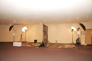 School Formal Studio Setup