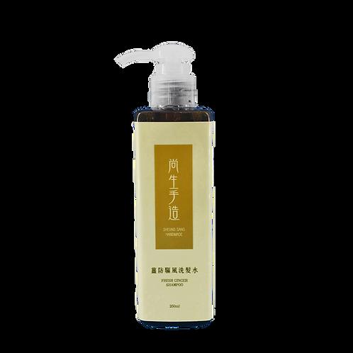 薑防驅風洗髮水